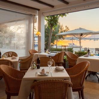 Buffet Hotel Capri