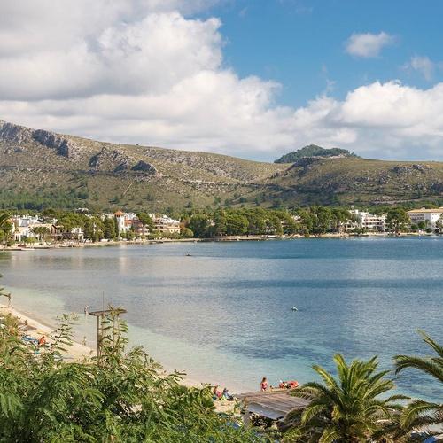 HABITACIÓN DOBLE CON VISTAS AL MAR Hotel Capri