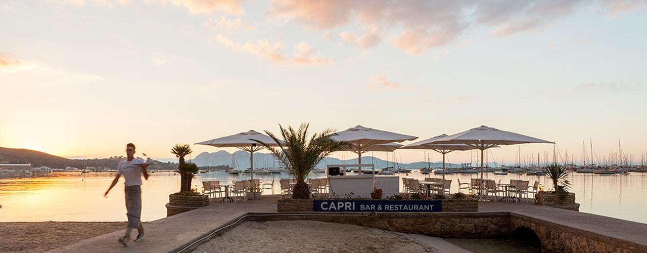 TERRAZA BAR Hotel Capri