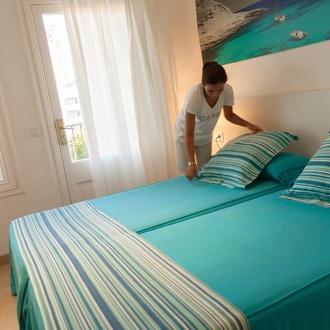 Habitación Hotel Capri