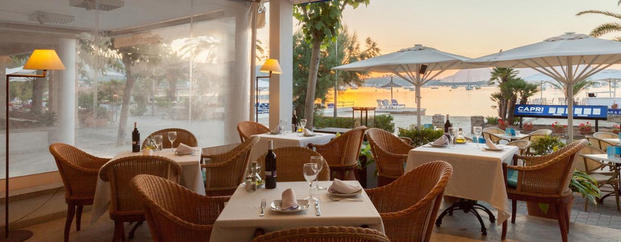 RESTAURANTE Hotel Capri