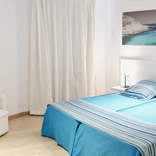 HABITACIÓN INDIVIDUAL Hotel Capri