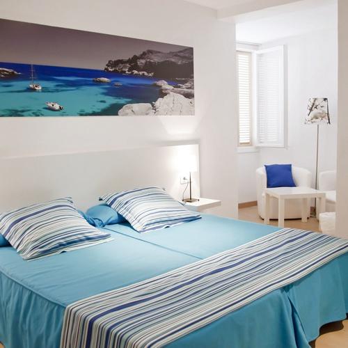 HABITACIÓN DOBLE ESTÁNDAR Hotel Capri